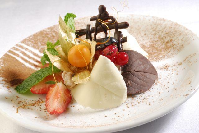 Десерты для ресторана рецепты с фото