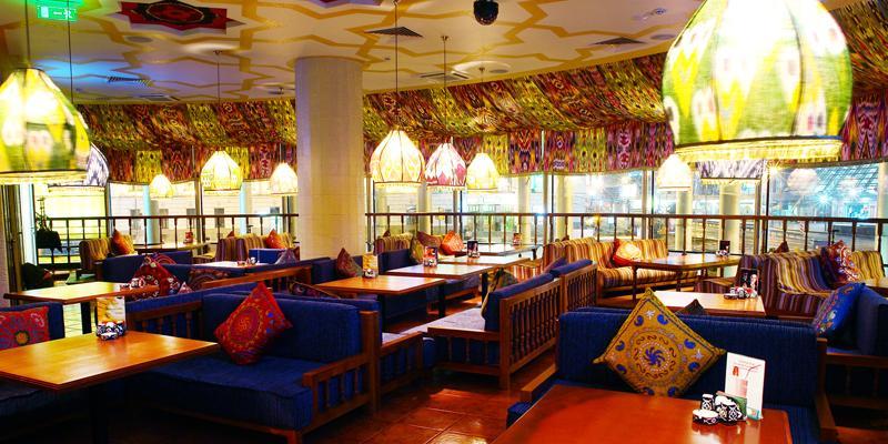 Лучшие узбекские рестораны москвы