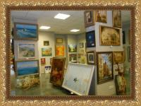 Художественная галерея «Джем»  Киев