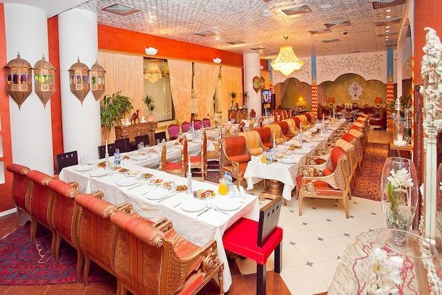 рестораны на воздвиженке москва