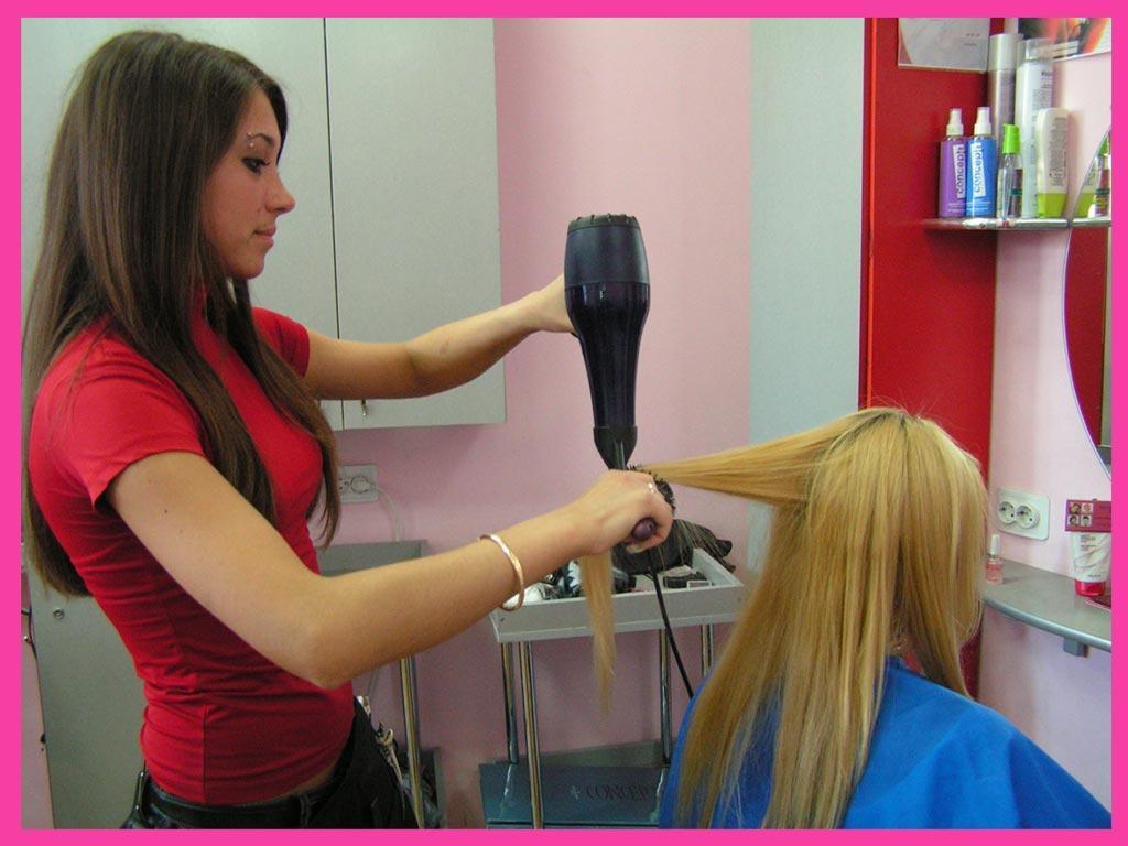 Мастер парикмахерских услуг