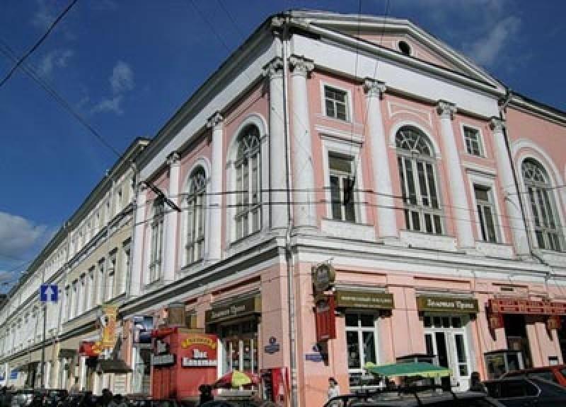 Центральный дом литераторов схема зала - eec9