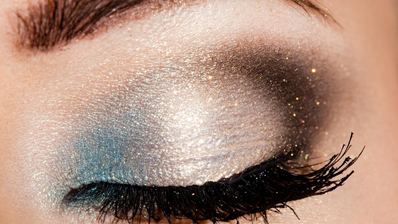 Использование черных теней в макияже