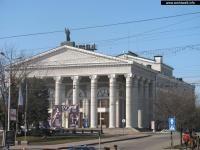 Донецкий академический музыкально-драматический театр  Донецк