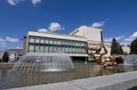 Театр оперы и балета  Днепропетровск