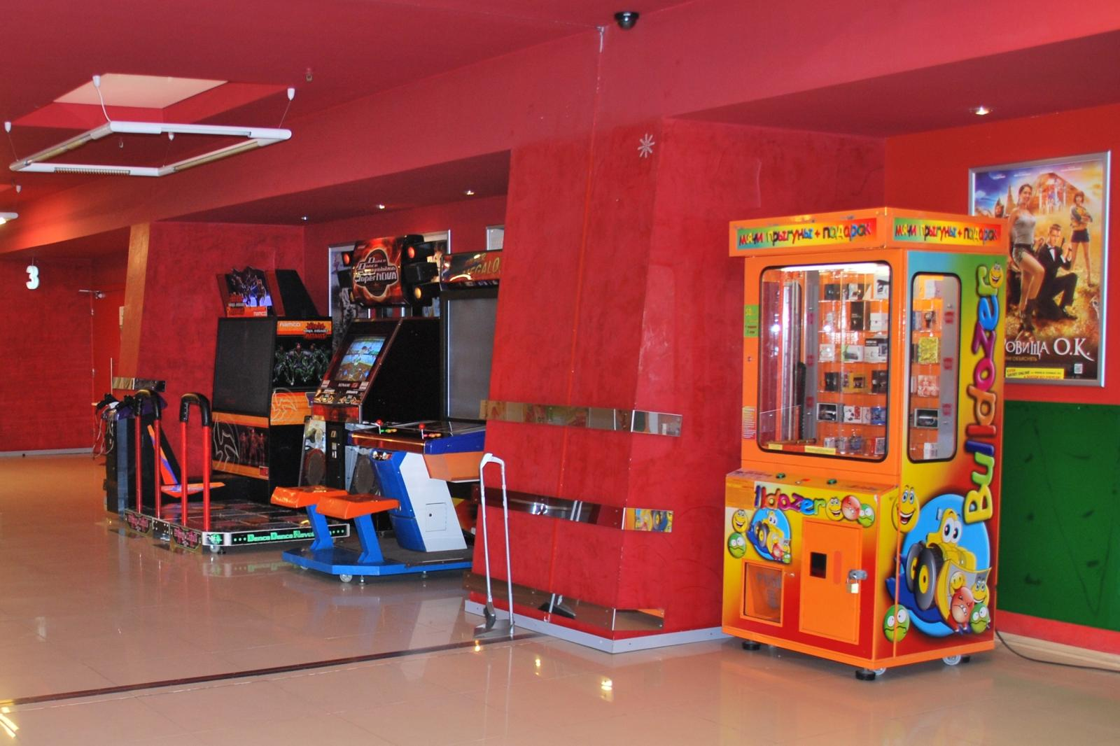 Музей игровых автоматов СССР в Москве отзыв и фото