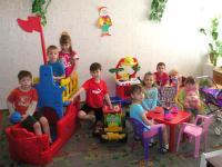 Детский сад-ясли №118  Донецк