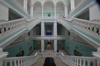 Геологоразведочный музей имени академика Ф.Н. Чернышева  Санкт-Петербург