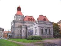 Государственный мемориальный музей А. В. Суворова  Санкт-Петербург