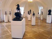 Государственный музей городской скульптуры  Санкт-Петербург