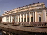 Государственный Русский музей, корпус Бенуа  Санкт-Петербург