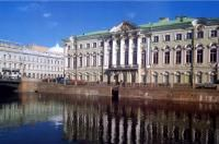 Государственный Русский музей, Строгановский дворец  Санкт-Петербург