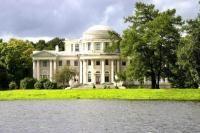 Елагиноостровский дворец-музей  Санкт-Петербург