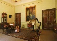 Музей музыки в Шереметевском дворце  Санкт-Петербург