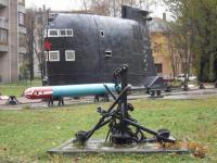 Музей подводных сил России им. Маринеско  Санкт-Петербург