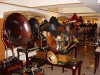 Частный музей граммофонов и фонографов  Санкт-Петербург