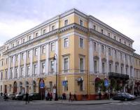 Большой зал филармонии им. Д.Д. Шостаковича  Санкт-Петербург