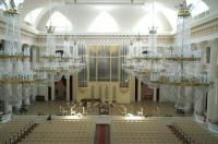 Большой зал филармонии им. Д.Д. Шостаковича