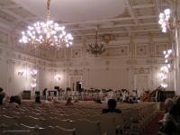 Малый зал филармонии им. М.И. Глинки  Санкт-Петербург