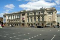 Санкт-Петербургская государственная консерватория имени Н.А. Римского-Корсакова  Санкт-Петербург
