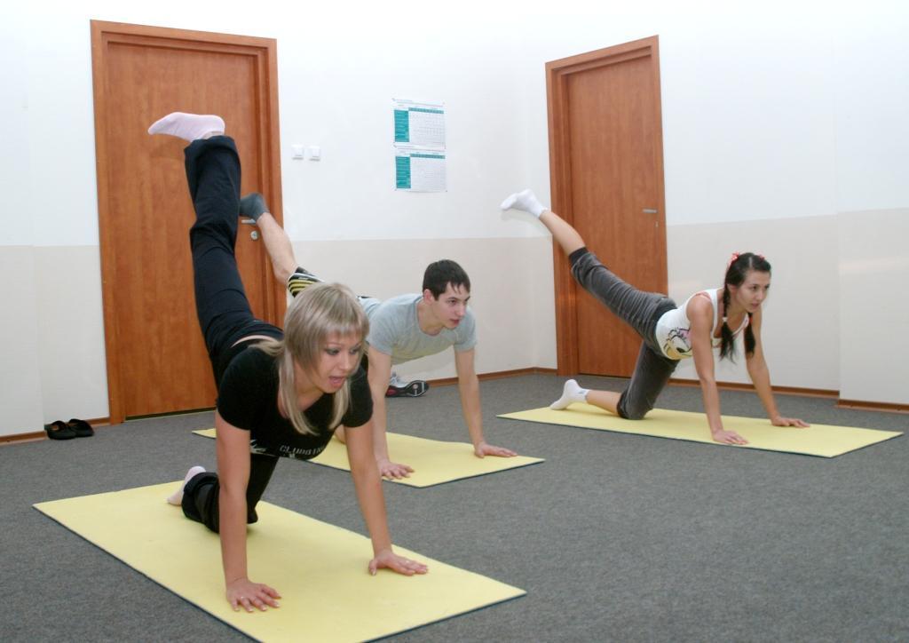 Бубновский упражнения от артроза в домашних условиях 185