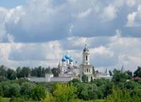 Высоко-Петровский мужской монастырь  Москва