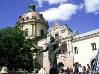 Памятник Ивану Федорову   Москва