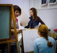 Школа союза Художников Украины  Донецк