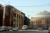 Новосибирский Городской Драматический Театр  Новосибирск