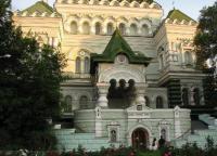 Покровский монастырь  Киев