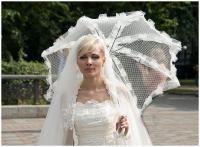 Свадебный зонтик  Киев