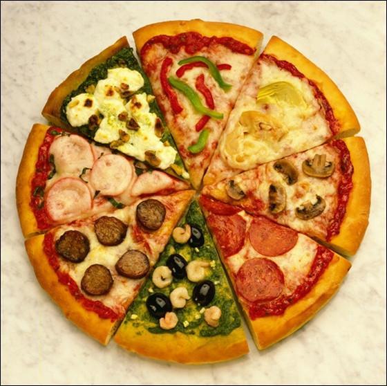 Бесплатная доставка пиццы - 'Delivery City'