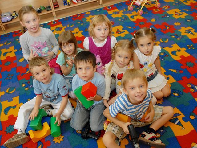 Идем в детский сад без проблем