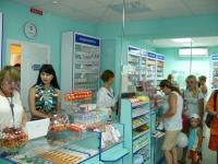 Бульварная аптека №27  Ялта