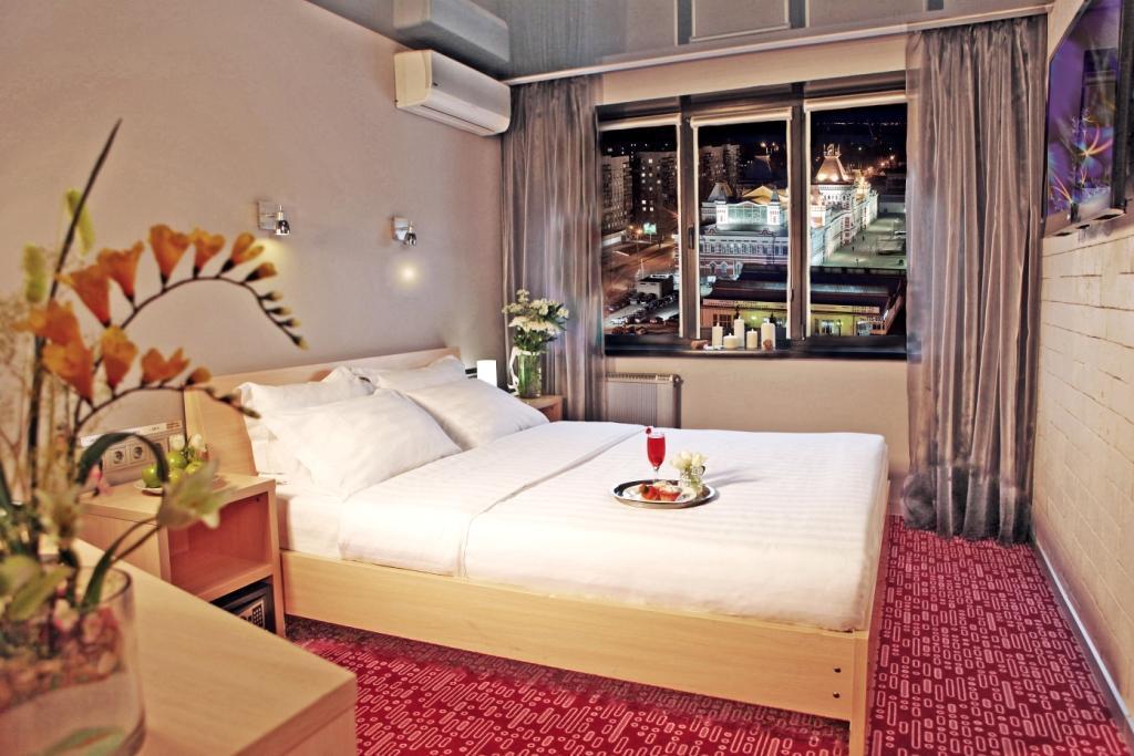 Нижний новгород гостиницы отели