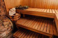Банька на дровах (Янтарная)