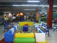 Пластилин, детский торгово-развлекательный центр