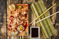 Япона Хата, суши-бар Киев
