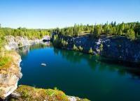 Увлекательный тур «Вечерний тур к мраморному каньону». Посещение Карельских берегов и водопадов, услуги гида, трансфер и многое другое со скидкой до 51%!
