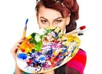 Мастер-класс по живописи маслом Картина за 3 часа в арт-мастерской Территория Вдохновения со скидкой 55%