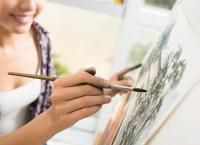 Мастер-класс по живописи маслом с рассказом о художниках в арт-мастерской Территория Вдохновения со скидкой до 56%