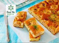 Звони да ешь! Доставка 3, 5 или 7 русских монастырских пирогов 1000 г с начинкой на любой вкус от службы доставки Food FM со скидкой до 48%