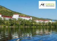 Отдых на курорте «Банное» недалеко от Магнитогорска с проживанием в номере люкс или VIP для компании до 5 человек в отеле «Green». Скидка до 61%