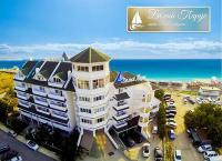 Бархатный сезон и конец августа в Анапе у моря, в пансионате «Белый Парус»: завтраки, чистейший галечный пляж и прокат спортинвентаря. Скидка до 31%