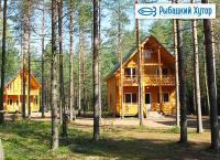 Рай для рыболовов и ценителей загородного отдыха! Проживание в Ленинградской области для двоих или компании до 8 человек на базе «Рыбацкий Хутор». Веревочный парк, пейнтбол, катание на лодке и другие развлечения! Скидка до 50%