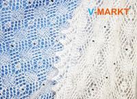 Знаменитый оренбургский пуховый платок на выбор в интернет-магазине V-markt. Скидка 50%