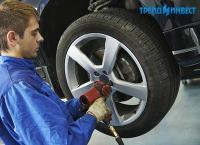 Ты на зиме? Шиномонтаж и балансировка колес до R18, регулировка развала-схождения, покраска 1, 2 или 3 деталей автомобиля в автотехцентре «Трейдинвест». Скидка до 84%