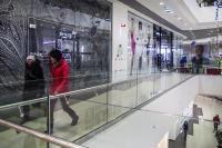 Опустели московские центры торговли