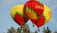 Где полетать на воздушном шаре в Москве