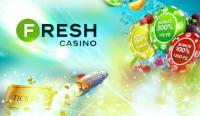 Игровой веб-клуб Фреш: самые щедрые слоты и большой процент отдачи